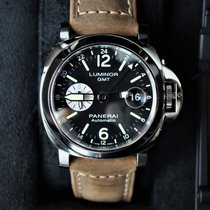 Panerai Luminor GMT Automatic Acciaio
