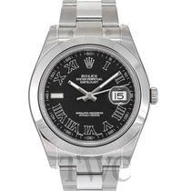 Rolex Datejust II nouveau Montre avec coffret d'origine et papiers d'origine 116300