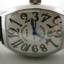 Franck Muller Casablanca Automatique 8880 B Sc Dt 45mm By 55mm...