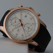 IWC Portuguese Yacht Club Chronograph Gold