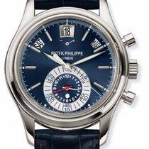 パテック・フィリップ (Patek Philippe) Annual Calendar Chronograph PLATINUM