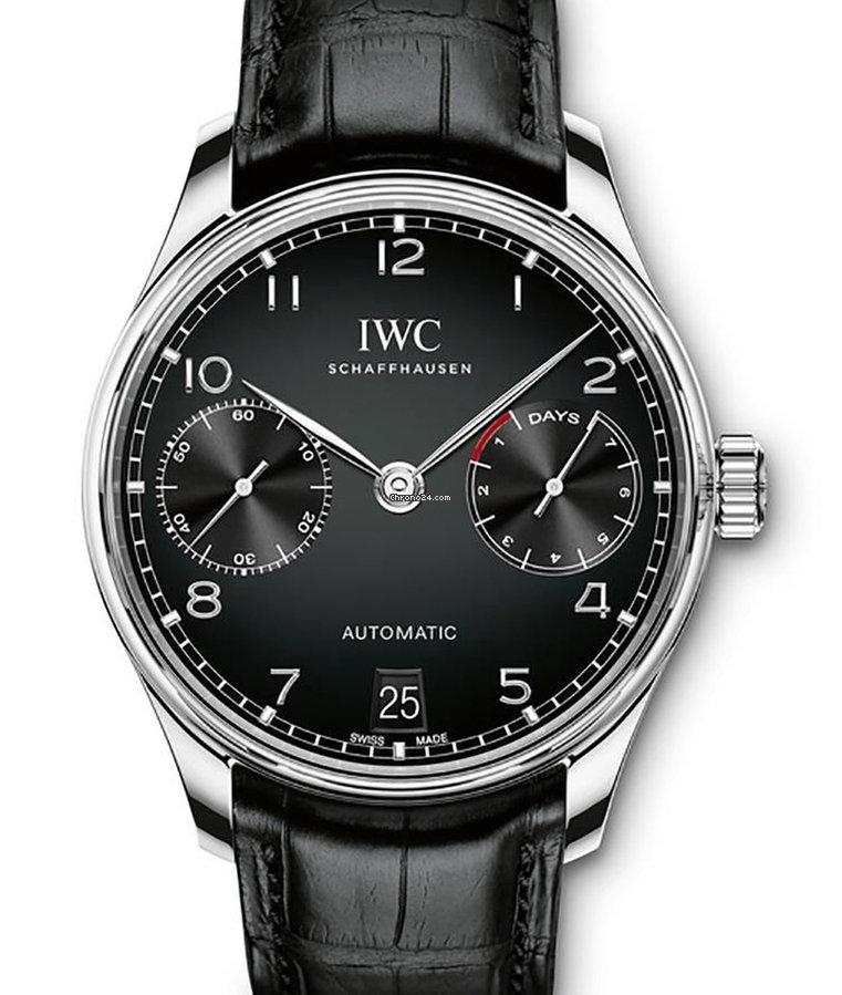 IWC Portuguese Automatic IW500703 2021 new