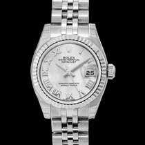 Rolex Steel Automatic Mother of pearl 26mm new Lady-Datejust