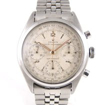 Rolex Chronograph Steel 36mm Silver
