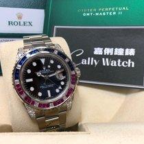 Rolex 116759SARU Weißgold 2019 GMT-Master II 40mm neu
