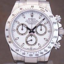 Rolex Daytona classic white APH dial Factory sealed & full set