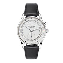 Nomos Zürich World Time - refurbished