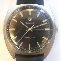 Roamer Vanguard Steel 35mm Black No numerals
