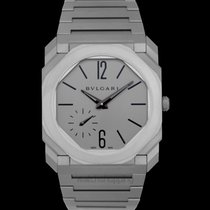 Bulgari Octo new Automatic Watch with original box and original papers 102713