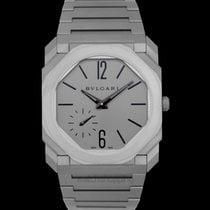 Bulgari Automatic Grey 40mm new Octo