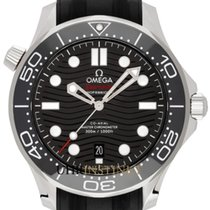 Omega 210.32.42.20.01.001 Staal Seamaster Diver 300 M 42mm