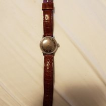 Marvin Steel 38mm Manual winding pre-owned United States of America, New York, Bronx