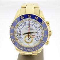 Rolex Yacht-Master II tweedehands 44mm Geelgoud