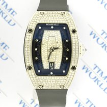 Richard Mille RM 07 White gold 45.7mm