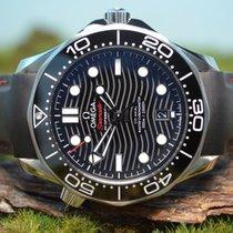 Omega Seamaster Diver 300 M neu Automatik Uhr mit Original-Box und Original-Papieren