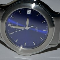 Hublot Elegant Steel 36mm Blue No numerals United States of America, New York, Greenvale