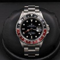 Rolex 16710 Staal GMT-Master II 40mm tweedehands