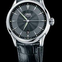 Oris Artelier Date Steel 40mm Black United States of America, Florida, Miami