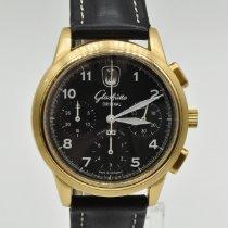 Glashütte Original Senator Navigator Chronograph Rose gold 39mm Black Arabic numerals United States of America, Texas, Houston