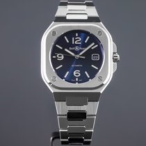 Bell & Ross BR 05 BR05A-BLU-ST/SST 2019 new