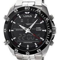 Lorus 計時碼錶 RW611AX9 新的