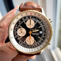 Breitling Old Navitimer Gold/Steel 42mm Black No numerals United States of America, Florida, Orlando