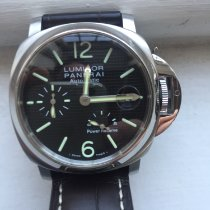 Panerai Luminor Power Reserve Stål 40mm Sort Arabertal Danmark, Copenhagen