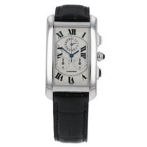 Cartier W2603356 White gold Tank Américaine pre-owned