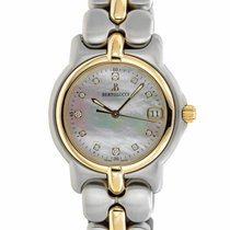 Bertolucci Pulchra Gold/Steel 36mm Mother of pearl United States of America, Maryland, Baltimore, MD