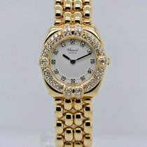 Chopard Gstaad Yellow gold 24mm White United States of America, New York, New York