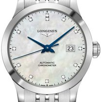 Longines Record L2.321.4.87.6 2019 new