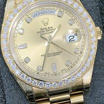 Rolex Day-Date II new 2018 Automatic Watch with original box and original papers 218238