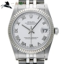 Rolex Lady-Datejust Acél 31mm Fehér