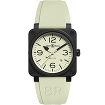 Bell & Ross BR 03-92 Ceramic Ceramic 42mm No numerals