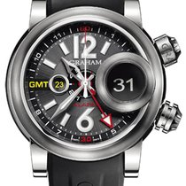 Graham Swordfish Grillo Alarm GMT 2SWGS.B23A