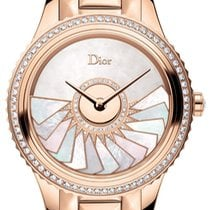 Dior Rose gold Automatic Mother of pearl new VIII