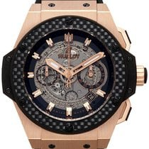 Hublot King Power Unico King Gold Carbon