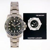 Rolex GMT-Master II new 40mm Steel