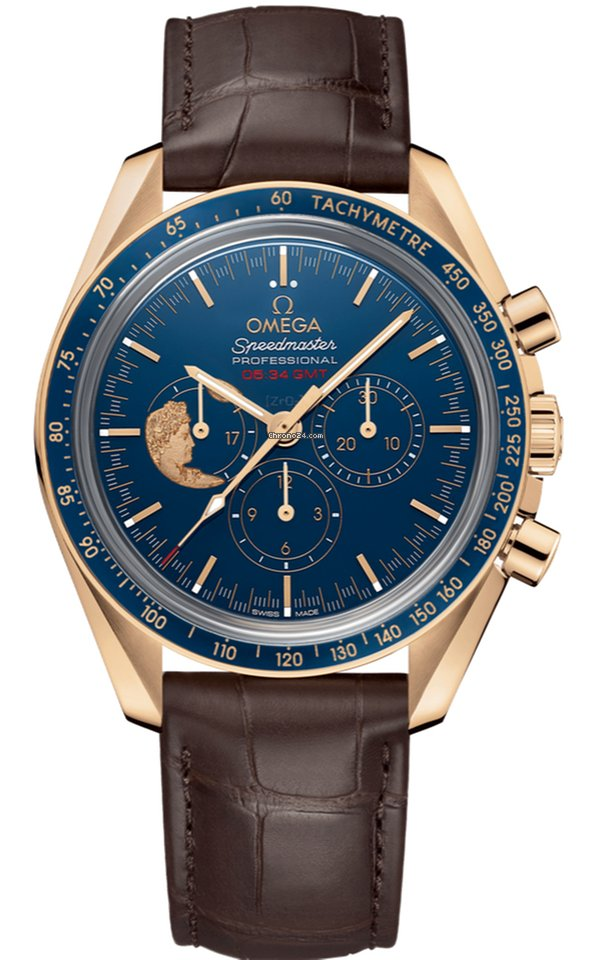 Omega Speedmaster Apollo 17 45th Anniversary For Price On Request Sale From A Trusted Seller Chrono24