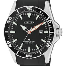 Citizen Promaster BN0100-42E CITIZEN  PROMASTER Diver's Eco Drive 200mt Nero new
