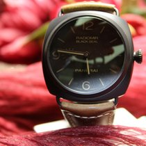Panerai Radiomir Black Seal 3 Days Automatic Céramique 45mm Brun Arabes
