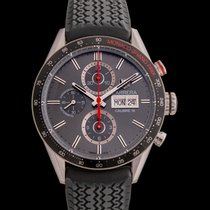 TAG Heuer Titanium 43mm Automatic CV2A1M.FT6033 new United States of America, California, San Mateo