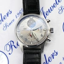 IWC Steel 43mm Automatic IW387809 new United States of America, New York, New York