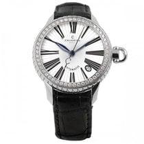 Charriol Damenuhr Colvmbvs 36mm Automatik neu Uhr mit Original-Box und Original-Papieren 2020