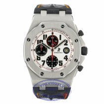 Audemars Piguet Royal Oak Offshore Chronograph 26170ST.OO.1000ST.01 Dobry Stal 42mm Automatyczny
