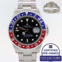 Rolex MINT Rolex GMT-Master II Pepsi Steel 16710 T 40mm Date...