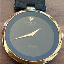 Raymond Weil 30mm Kvarts 1990 brukt Othello Svart