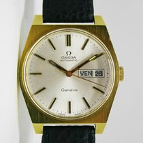Omega Genève Gold/Steel 35mm