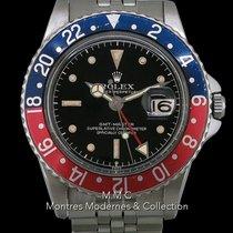 Rolex GMT-Master 40mm Acier
