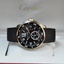 Cartier Calibre de Cartier Diver usados 42mm Acero y oro